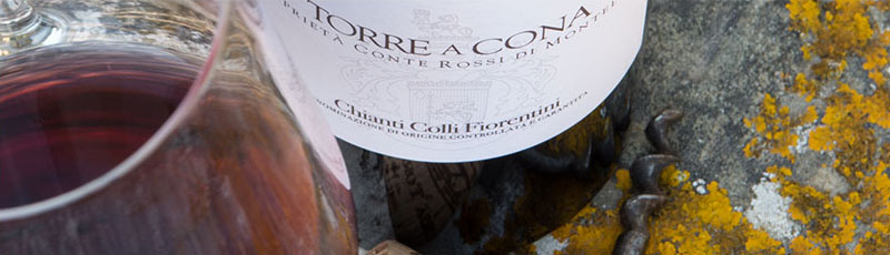 Bottiglia Chianti Colli Fiorentini
